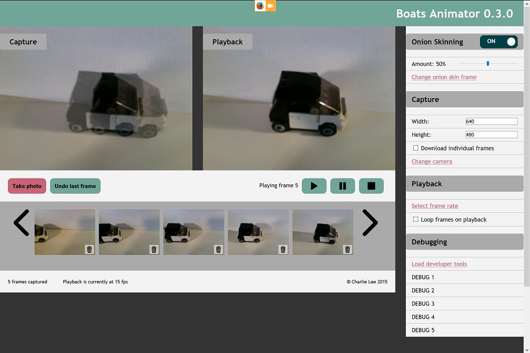 Boats Animator 0.3.0