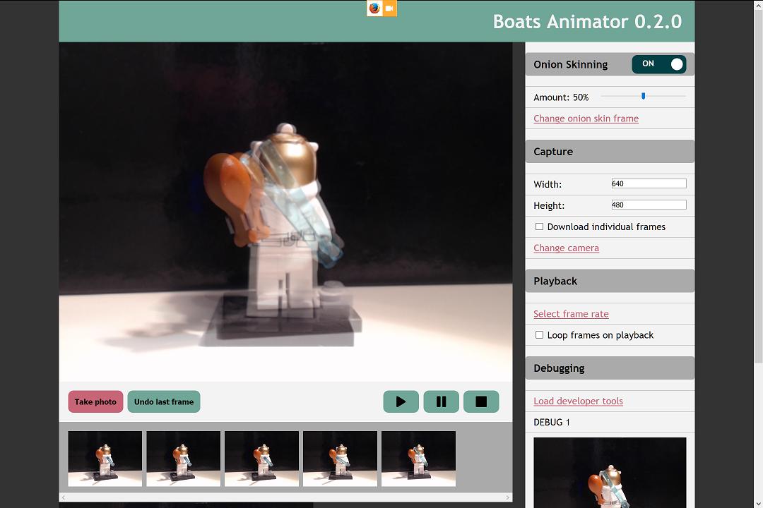 Boats Animator 0.2.0